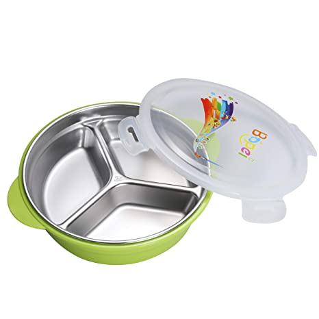 Amazon.com: BrightBuy - Fiambrera infantil Bento ...