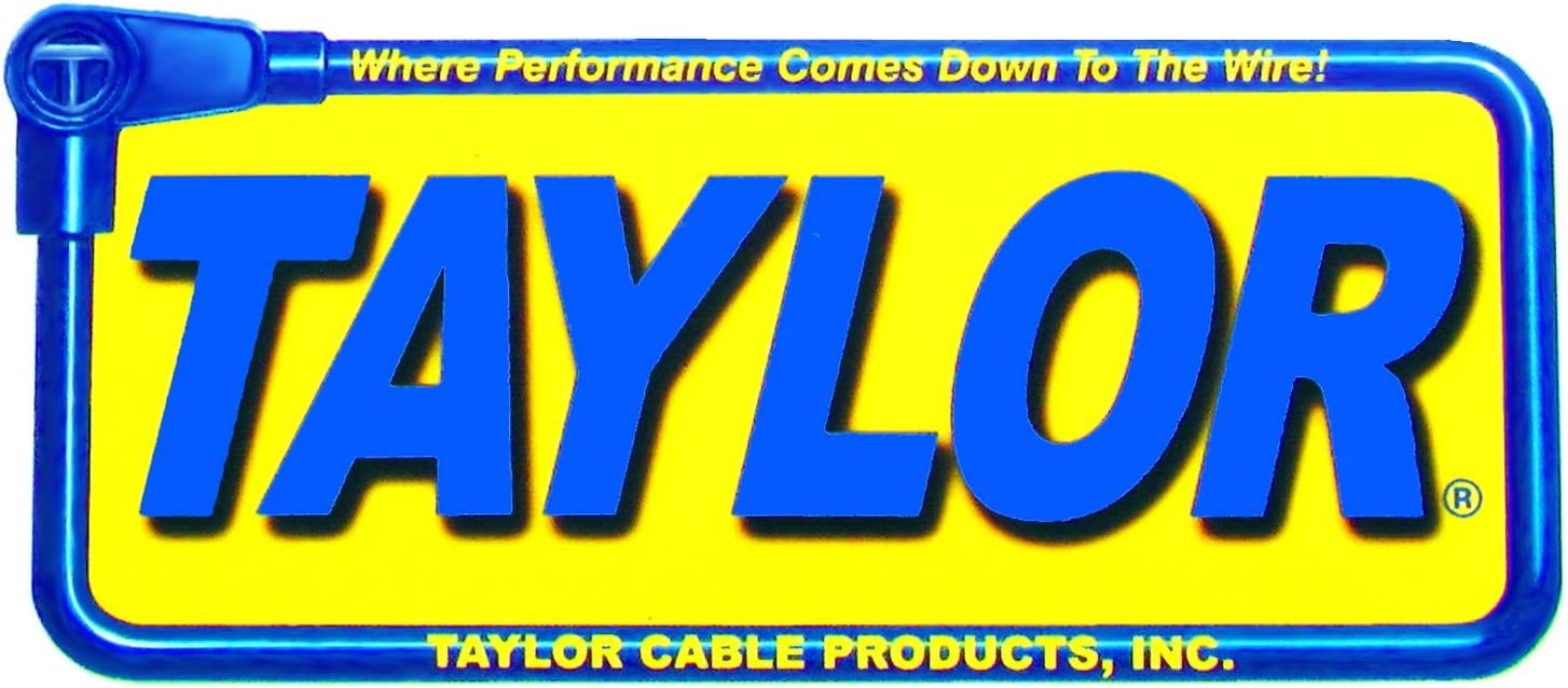 Taylor Cable 38821 Purple Convoluted Tubing