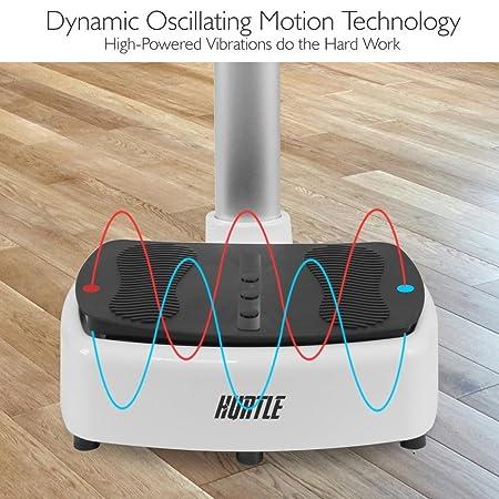 Amazon.com: Hurtle de pie vibración máquina de Fitness ...