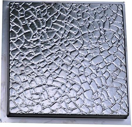 Concrete mold Cat garden path stepping stone concrete plaster ABC mold S03