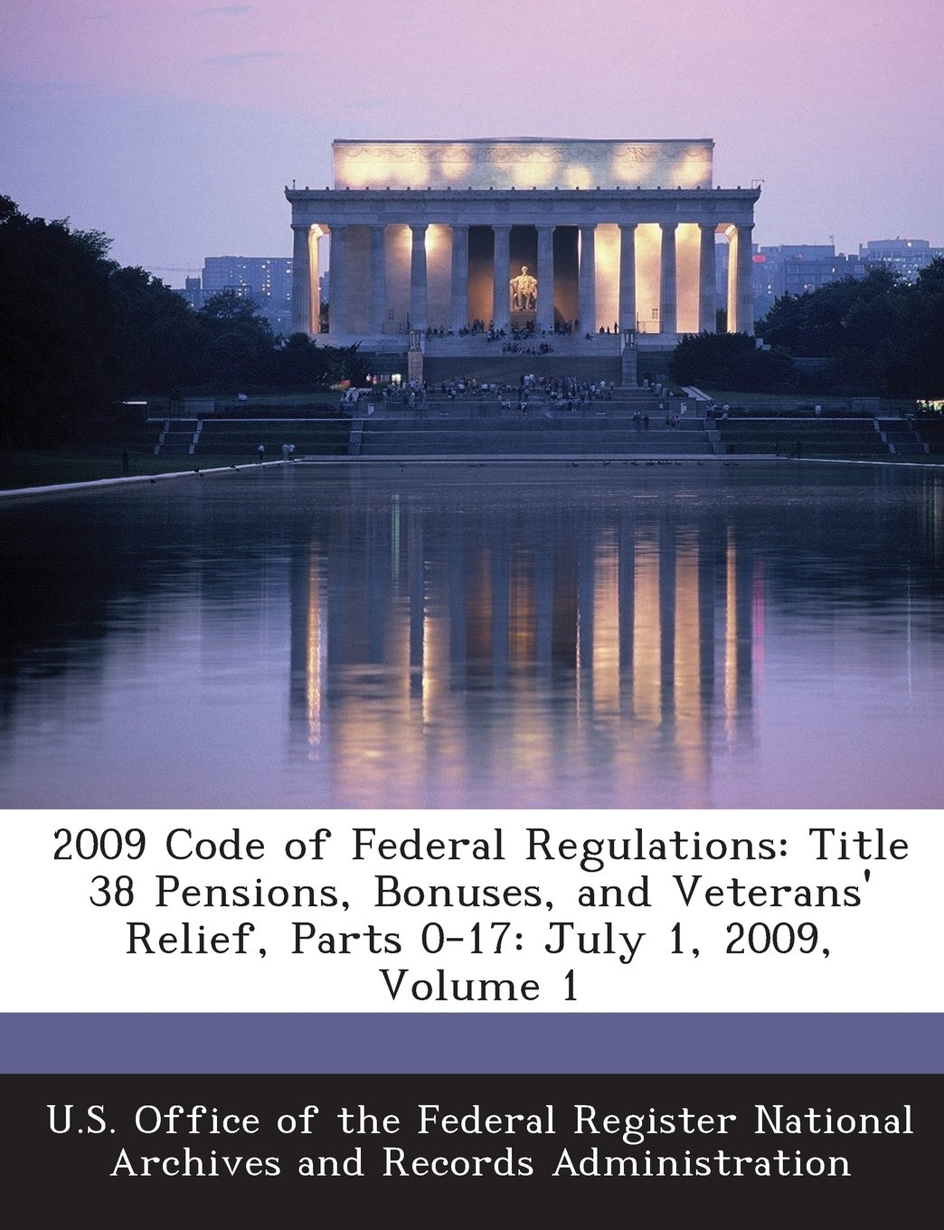 2009 Code of Federal Regulations: Title 38 Pensions, Bonuses, and Veterans' Relief, Parts 0-17: July 1, 2009, Volume 1 ebook
