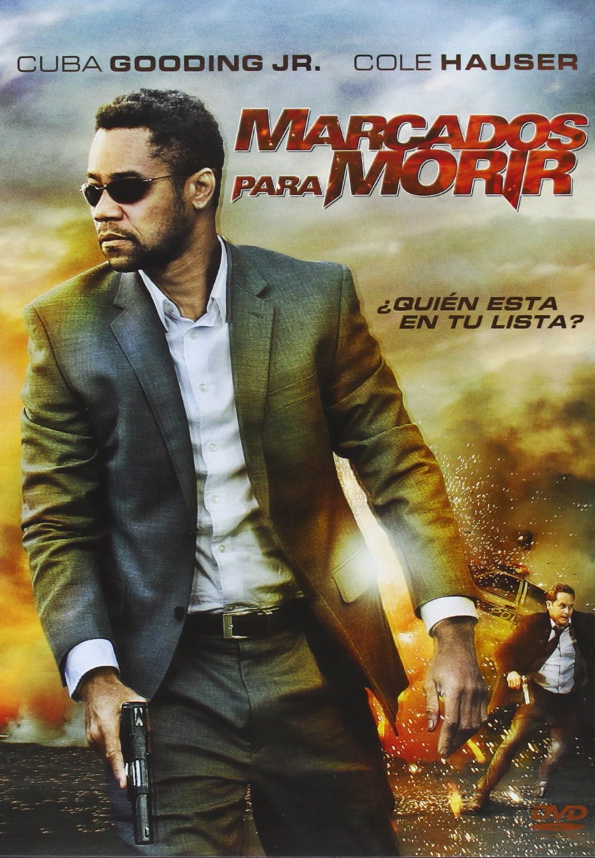 Marcados para morir [DVD]: Amazon.es: C. Gooding Jr / C ...
