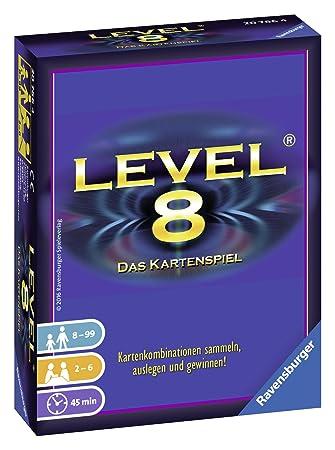 Ravensburger Level 8, Kartenspiel Juego de Cartas de ...