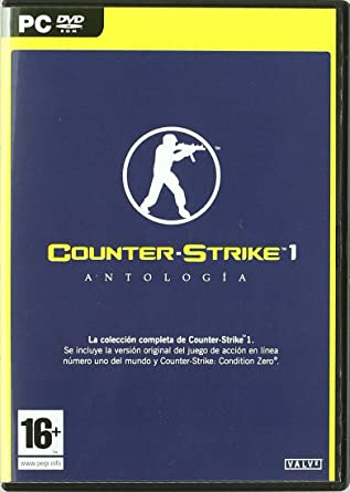 Counter Strike 1 Anthology Pc Cd España