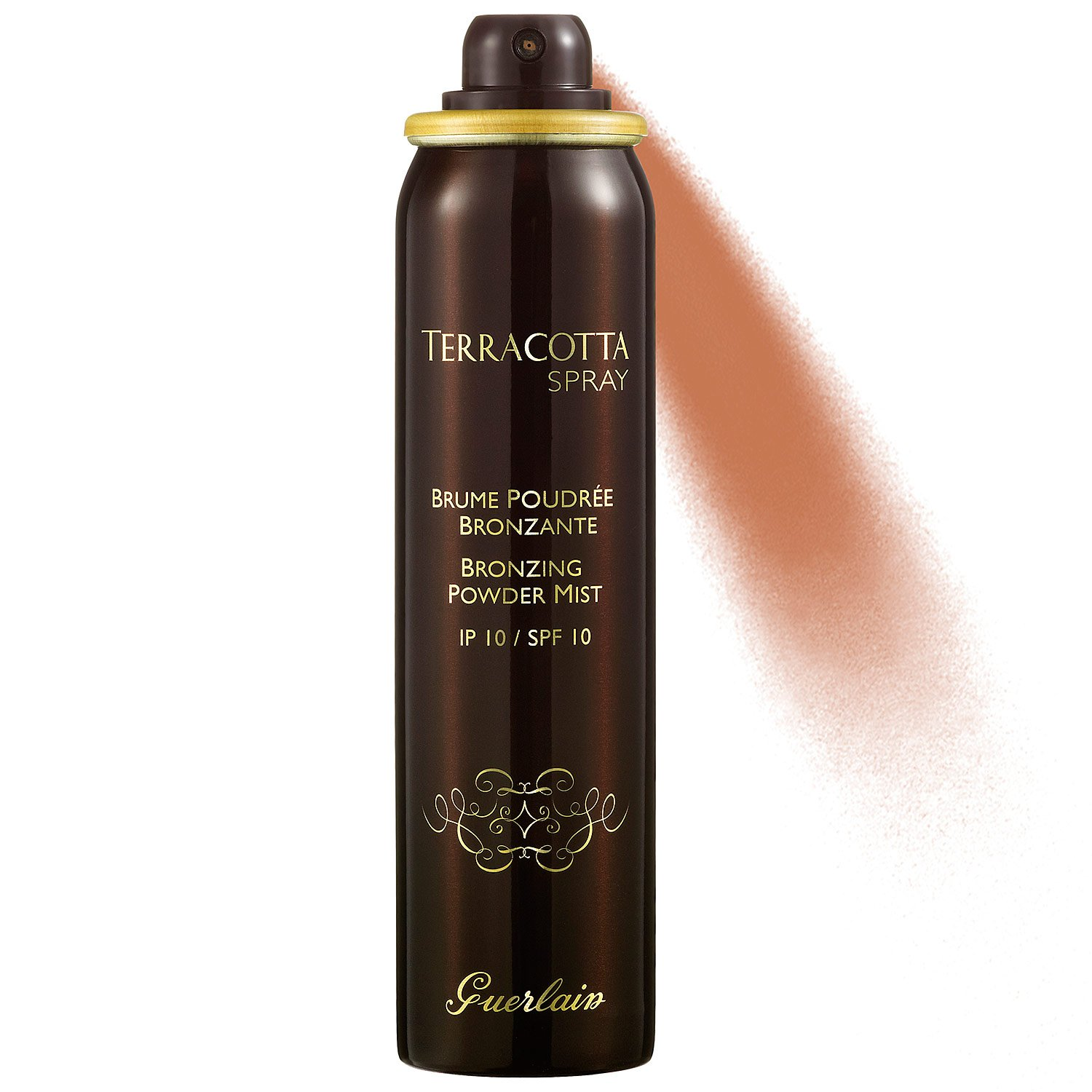 Terracotta Bronzing Face and Body Mist (01 Light)