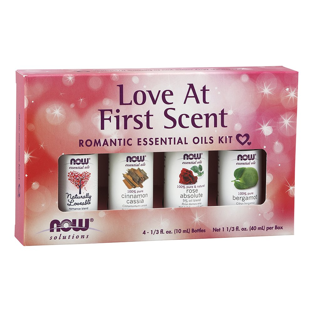 NOW Solutions Love at First Scent Essential Oils Kit
