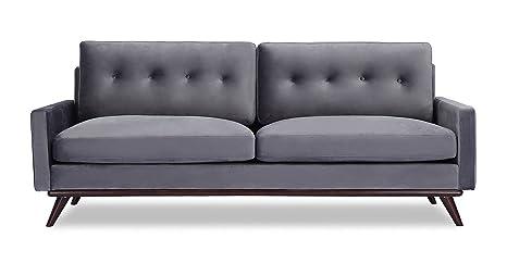 Amazon.com: kardiel Lucille moderno de mediados Classic sofá ...