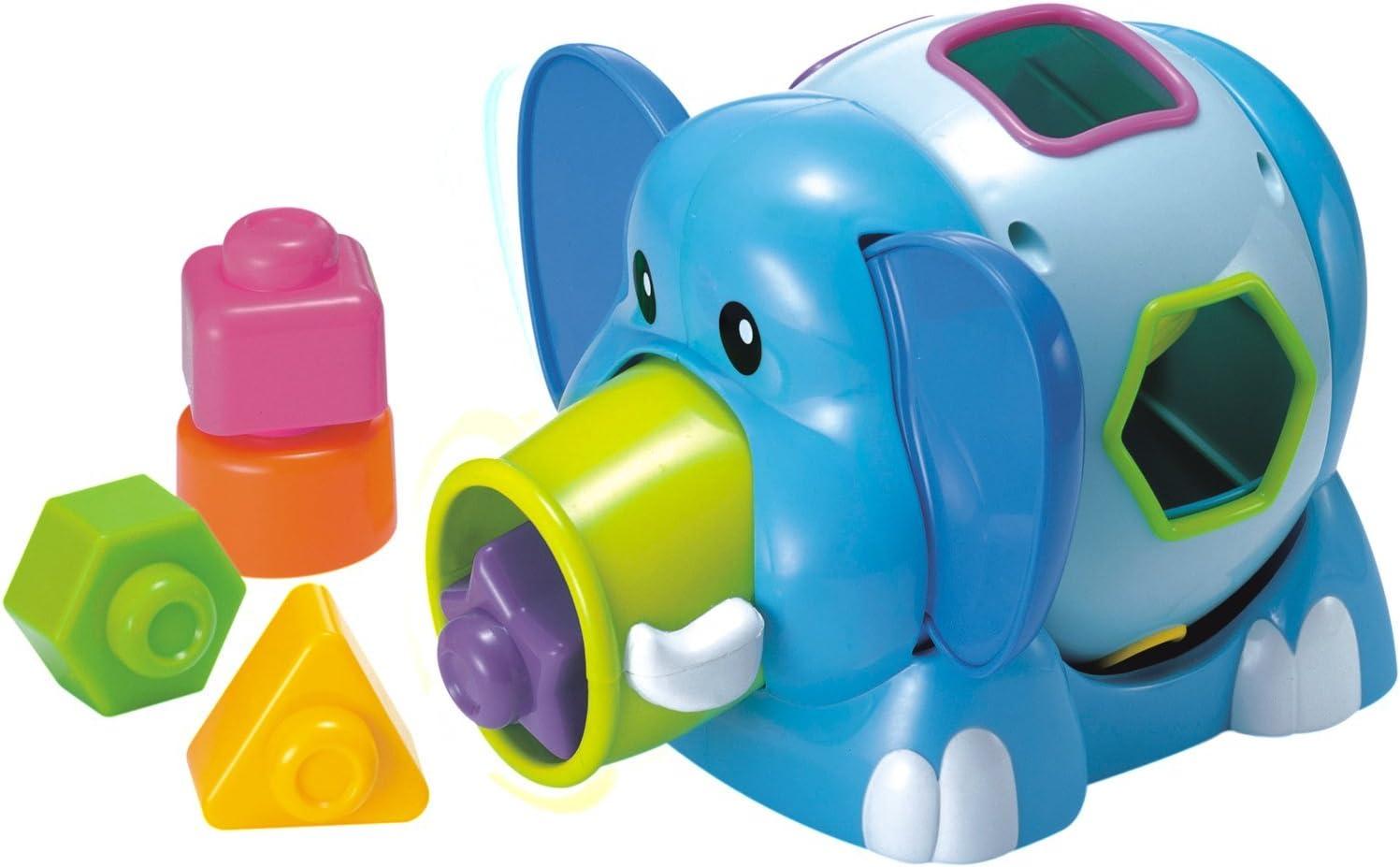 Miniland - Elefantino en Estuche Abierto (97205): Amazon.es: Juguetes y juegos