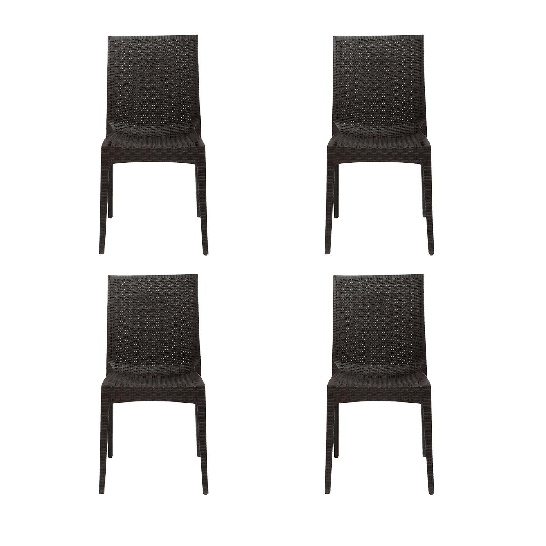Cello Kraft Garden Chair Pearl Brown Amazon Home & Kitchen