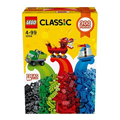 LEGO Classic Creative Building Box Set 10704: Toys & Games