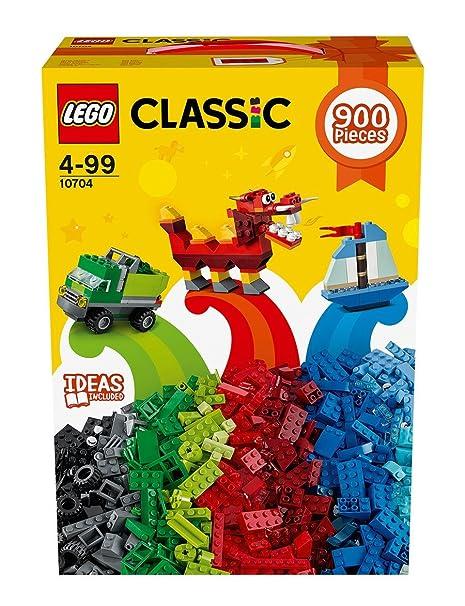 40517772373 Amazon.com  LEGO Classic Creative Building Box Set 10704  Toys   Games