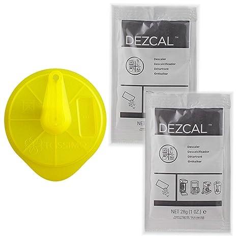 Amazon.com: Bosch Tassimo Disco de limpieza + 2 paquetes ...