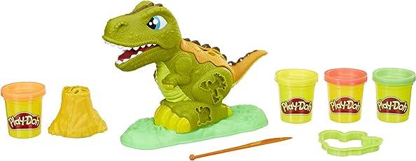 Play Doh Playset Set Rex el Dinosaurio