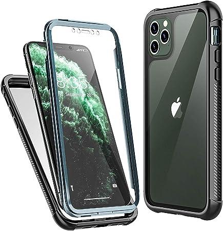 Temdan Kompatibel Mit Iphone 11 Pro Max Hülle 360 Grad Elektronik