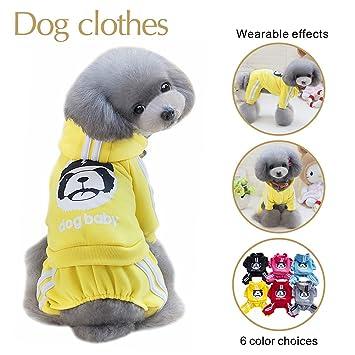 Moldes ropa para perros pequeños