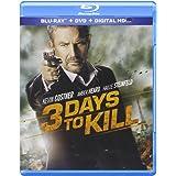3 Days To Kill [Blu-ray and Digital HD]
