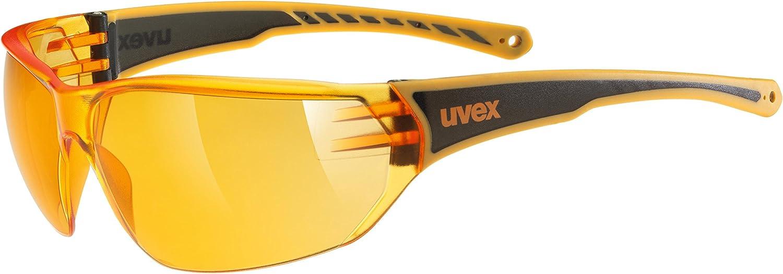 uvex sportstyle 204 Sportbrille Sonnenbrille Rad Brille Multisportbrille S530525