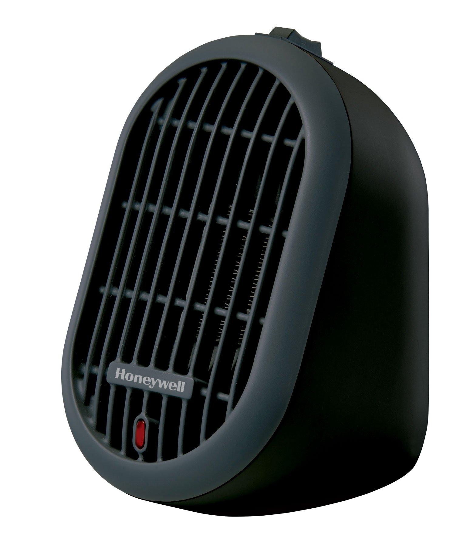 Kaz Honeywell HCE100B Heat Bud Ceramic Heater, Black