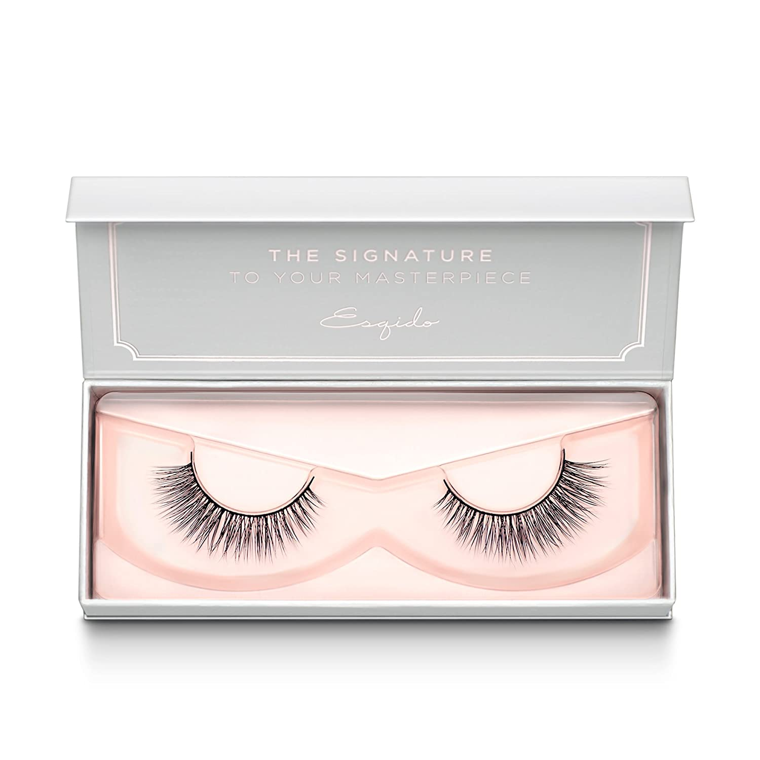 0a01e3dbb32 Amazon.com : Unforgettable - Mink False Lashes | Natural Looking | Reusable  | Wispies & Flared | Best Strip Fake Eyelashes : Beauty