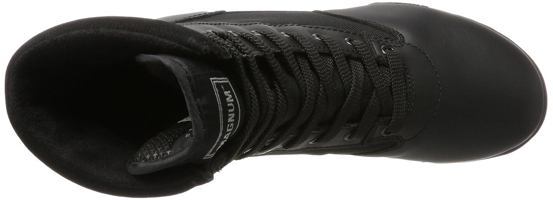 Magnum Magnum Schwarz Classic, Unisex-Erwachsene Combat Stiefel Schwarz Magnum (schwarz) 00249d