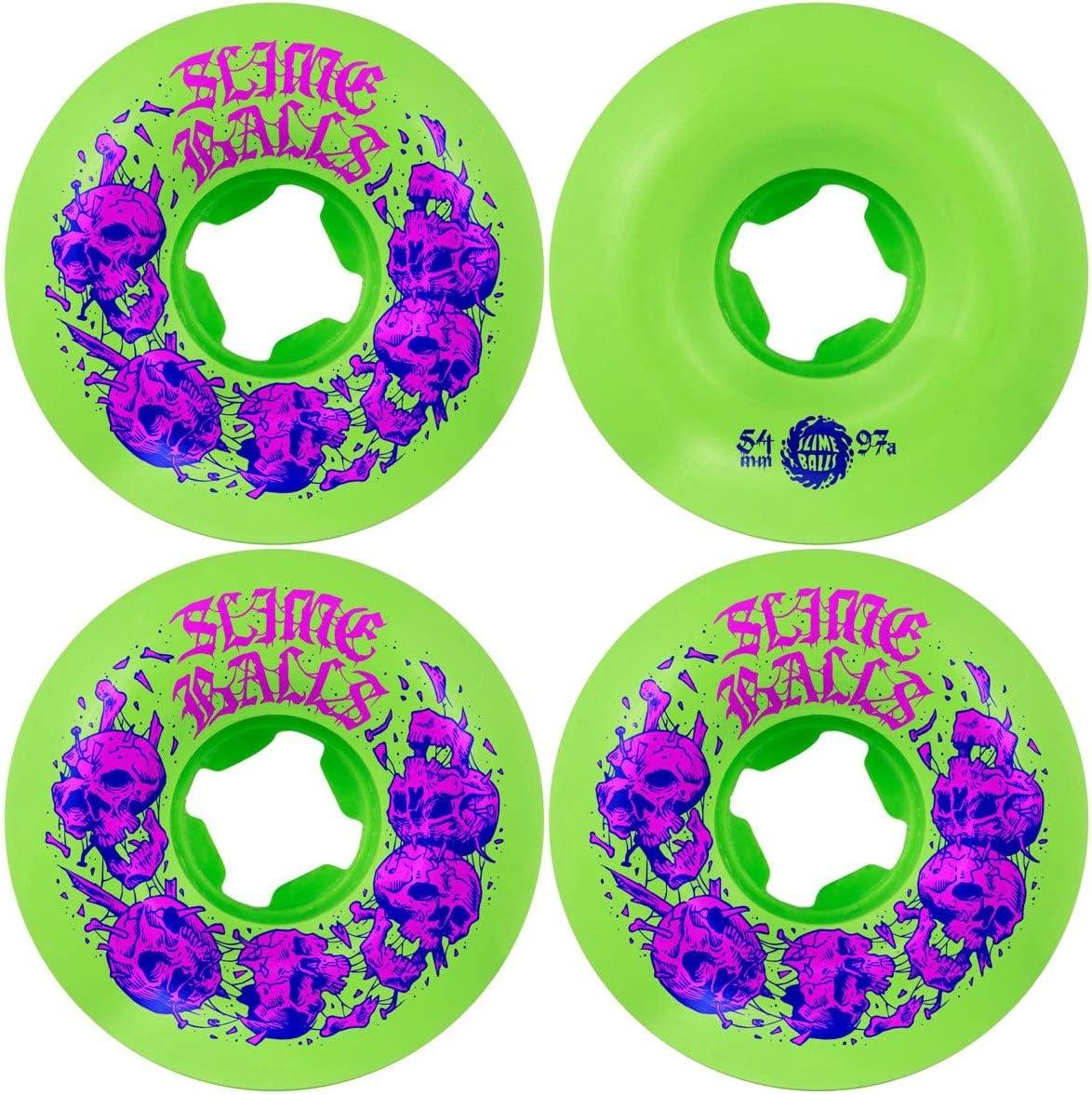 Slime Balls Skullbasher 97a 54mm