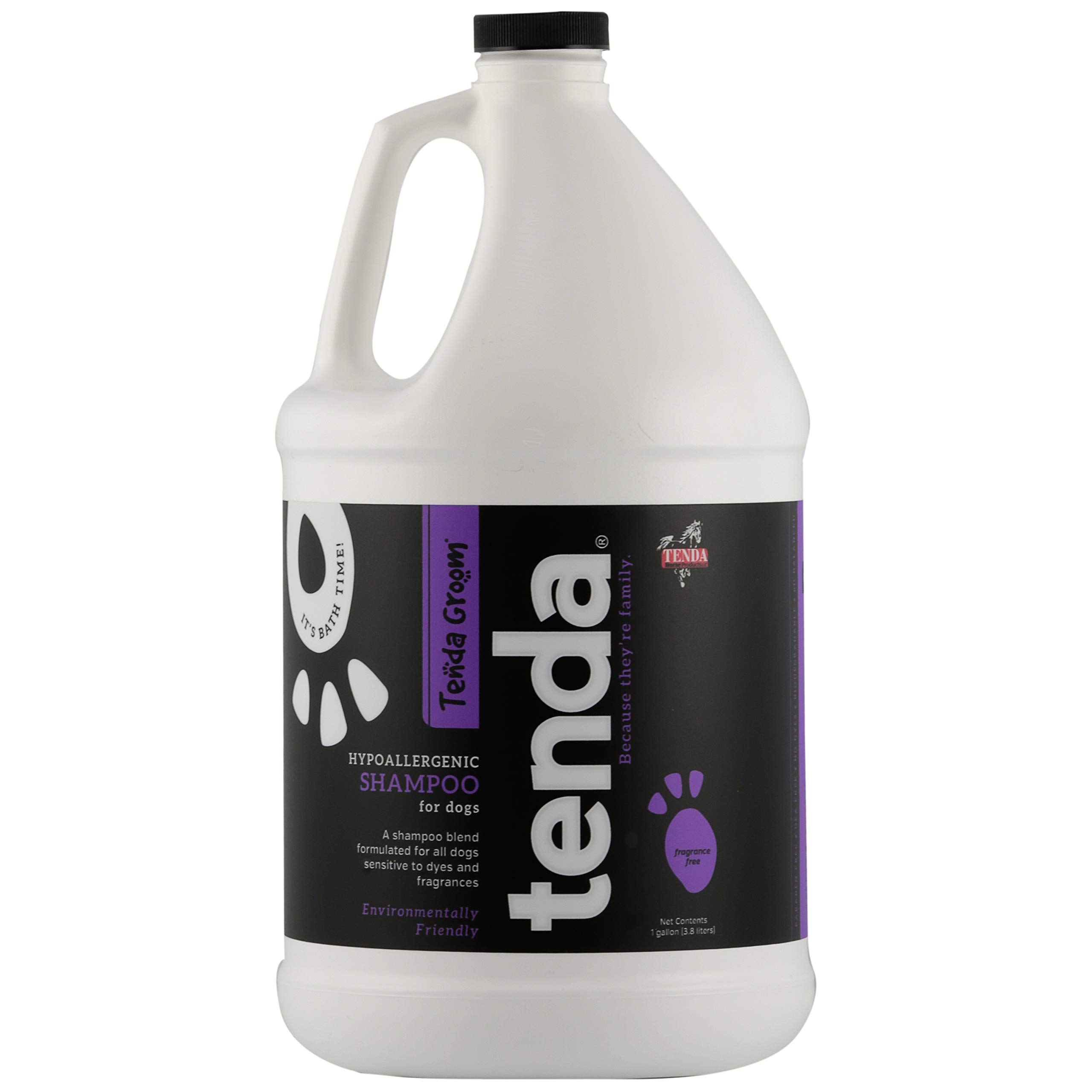 Tenda Groom Hypoallergenic Dog Shampoo, Gallon by Tenda Groom