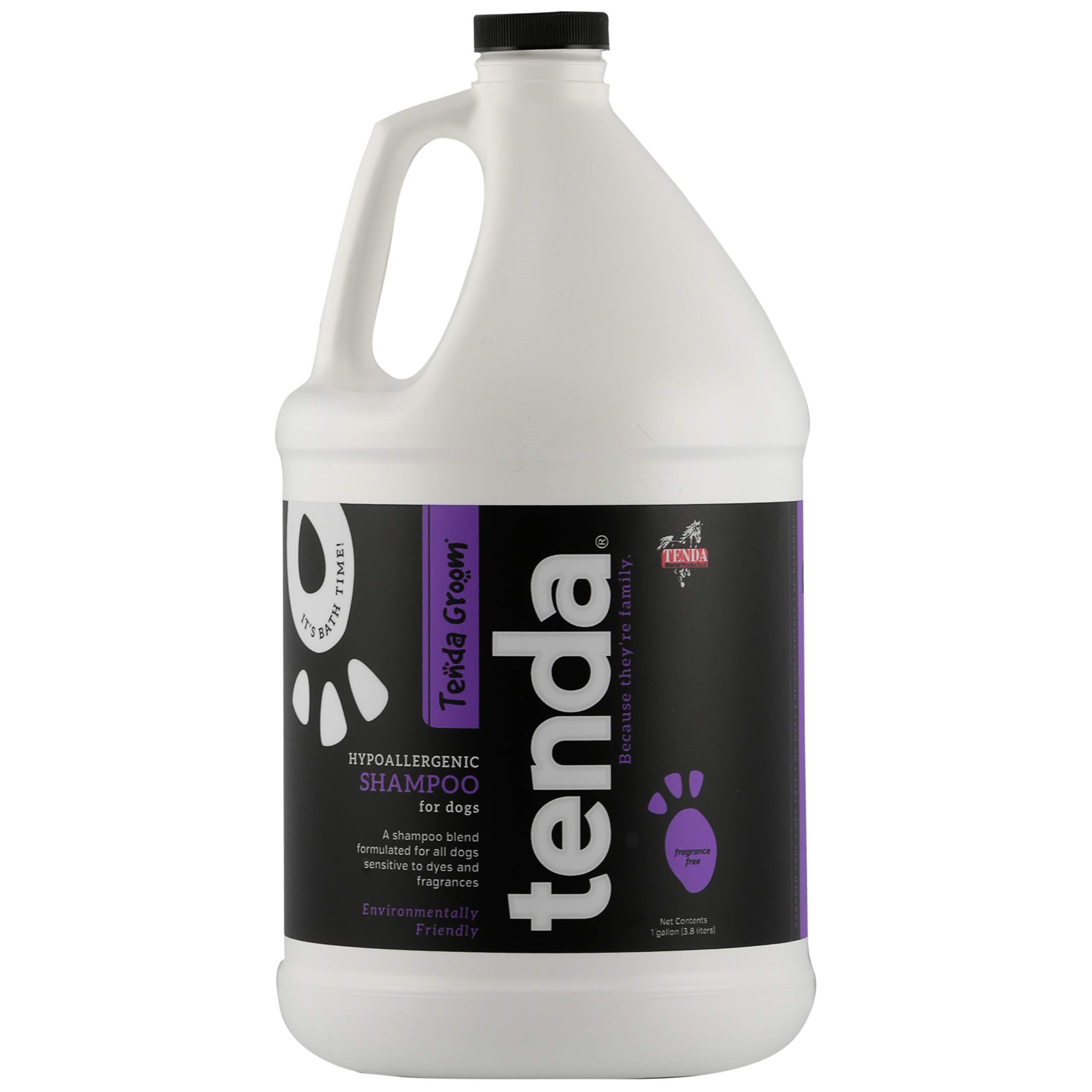 Tenda Groom Hypoallergenic Dog Shampoo, Gallon