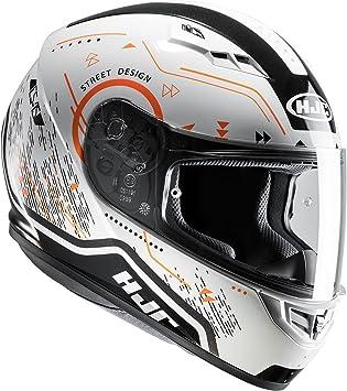 HJC CS de 15 – Safa/MC7 – integralhem/ – Casco deportivo/motocicleta