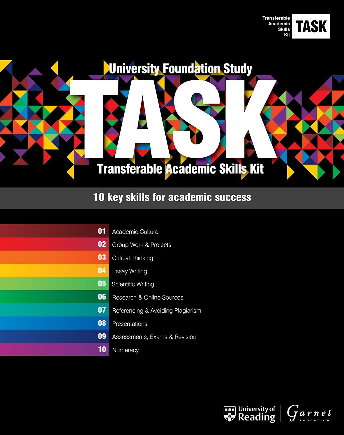 TASK Boxed Set of 10 Modules 2015 pdf epub