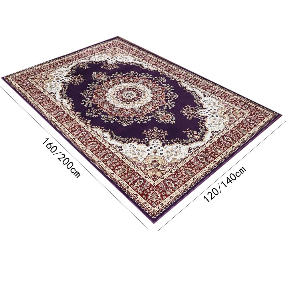 Amazon.com: LiYong Carpet, Living Room Bedroom Bed Front ...