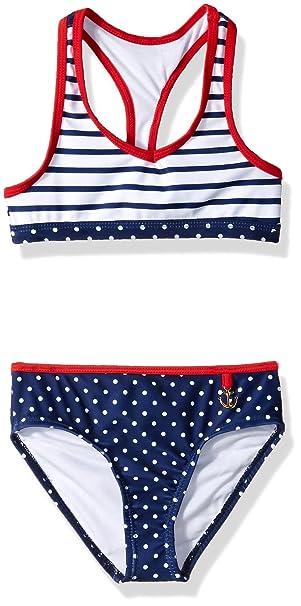 eb2f4c3229182 Amazon.com: Jantzen Little Girls Bikini Swimsuit: Clothing