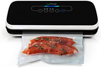 NutriChef Vacuum Sealer For Sous Vide