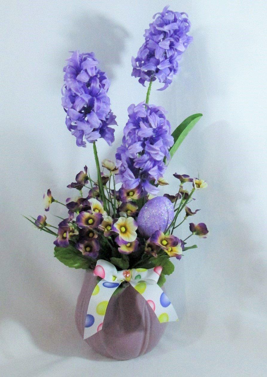 Hyacinth and Panies- Buy Online in Gibraltar at Desertcart