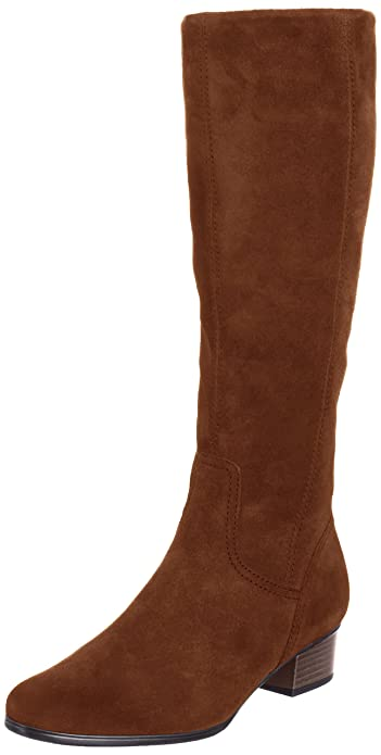 570bec0e949fd Gabor Toye Slim, Women's Boots, Brown Suede Micro 6.5 UK: Amazon.co ...