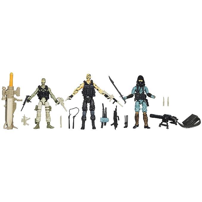 Amazon.com: GI Joe Retaliation Ninja Dojo Battle Set: Toys ...