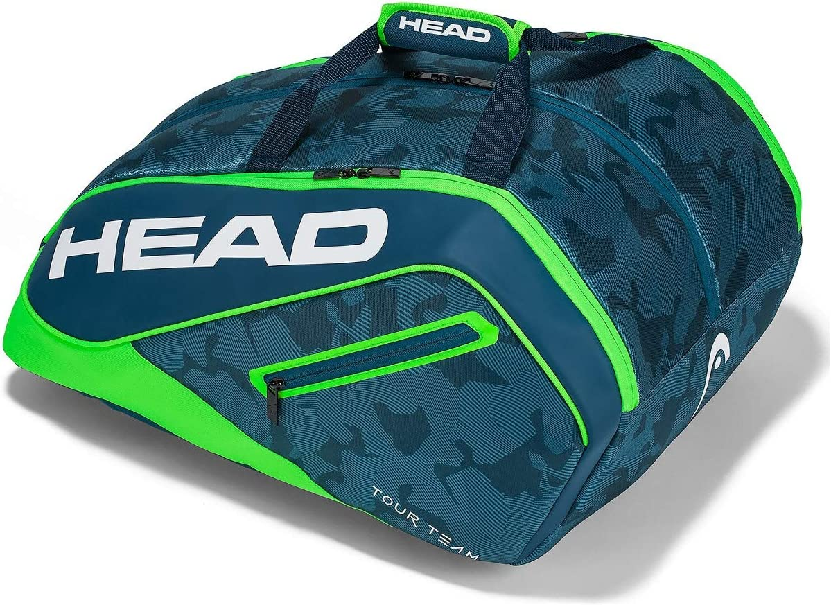 Head Tour Team Padel Paletero de Tenis, Unisex Adulto: Amazon.es ...