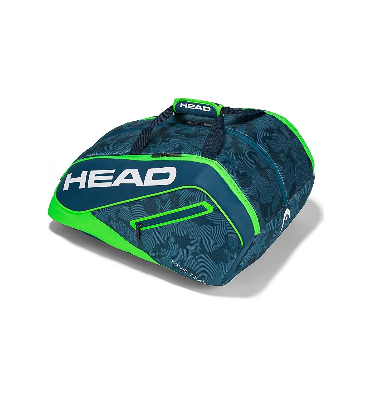 Head Tour Team Padel Paletero de Tenis, Blanco, S: Amazon.es ...
