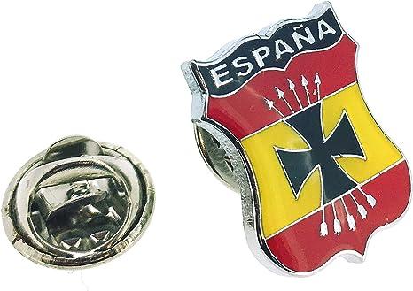 Gemelolandia Pin de Solapa Emblema Division 250 Division Azul: Amazon.es: Ropa y accesorios