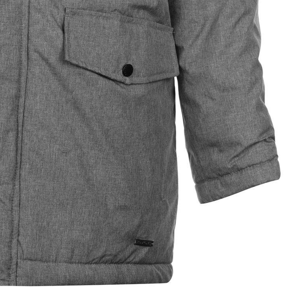 Pierre Cardin Abrigo Para Hombres Forrado Acolchado Largo con Capucha: Amazon.es: Ropa y accesorios