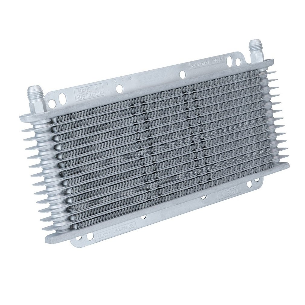 11 x 10 x 3//4 with -6 AN Fittings Flex-a-lite 400030 Stacked Plate 30-Row Transmission Cooler, 11 x 10 x 3//4 with -6 AN Fittings