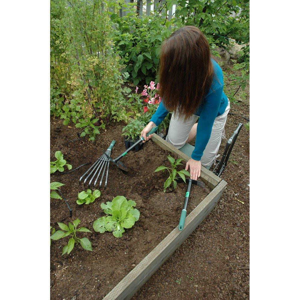 Yard Butler IGKS-2 Garden Kneeler/Seat: Amazon.ca: Patio, Lawn & Garden