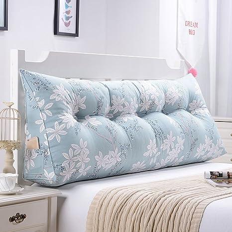 Cojines en forma de cuña, almohada para sofá y cama ...
