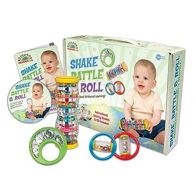 Hohner Kids Shaker, inch (HO4002): Musical Instruments