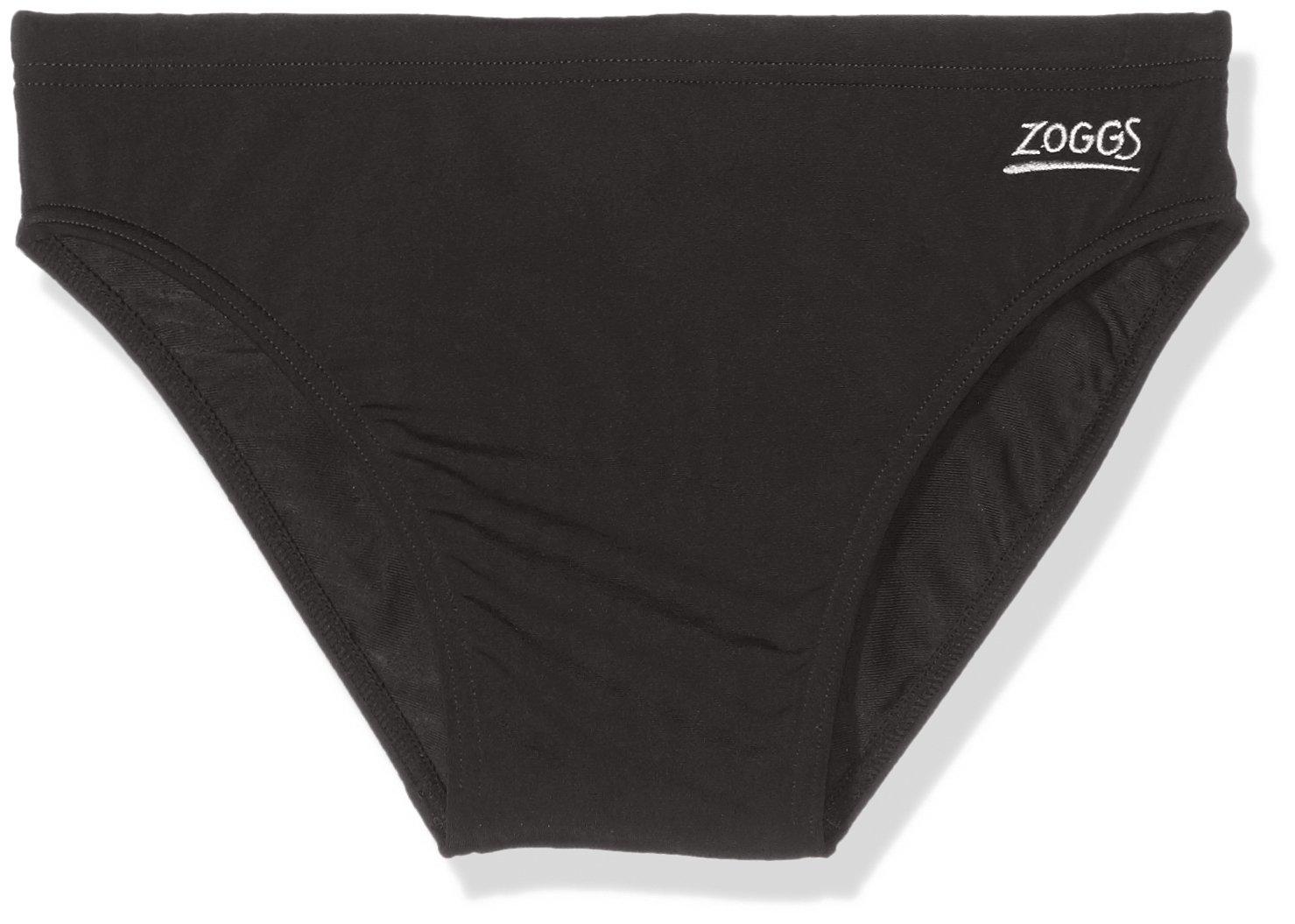 Zoggs-Cottesloe, Costume da Bagno a Slip da Uomo, Serie Sportiva Racer