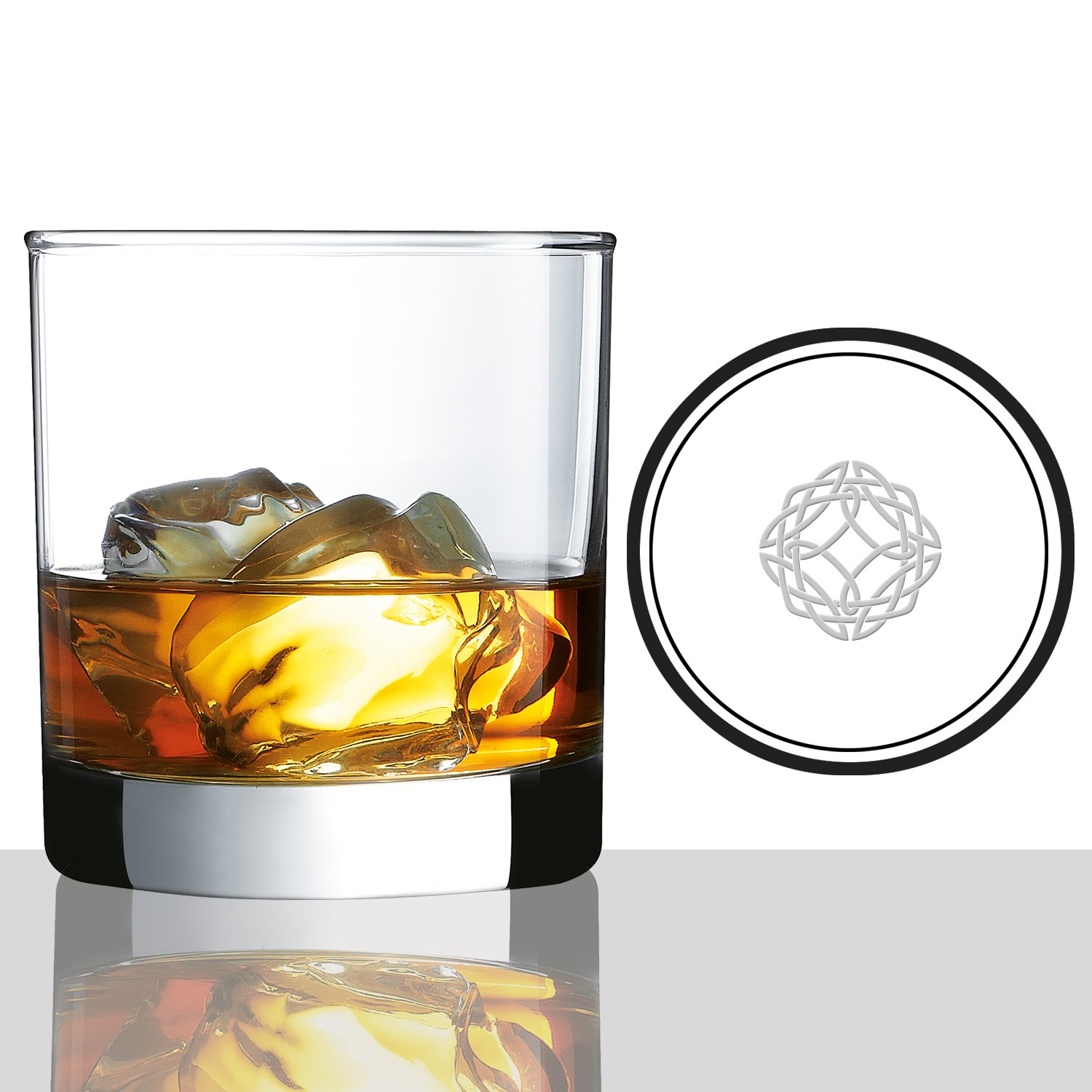 Amazon scotch whiskey glasses 10oz with etched scottish amazon scotch whiskey glasses 10oz with etched scottish symbol for strength set of 2 bar tools glasses buycottarizona