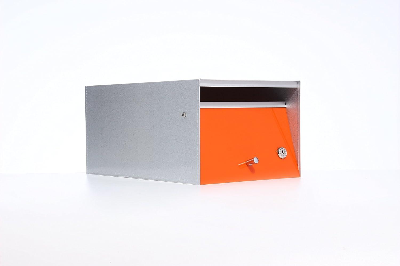 Box Design ポスト 郵便受け Urban Orange B00W6HVX5G 28620 Orange Orange