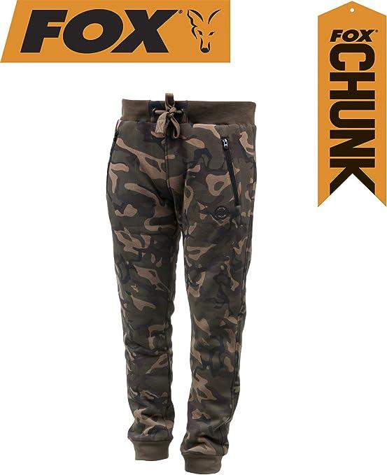 Fox Chunk Joggers Dark Olive