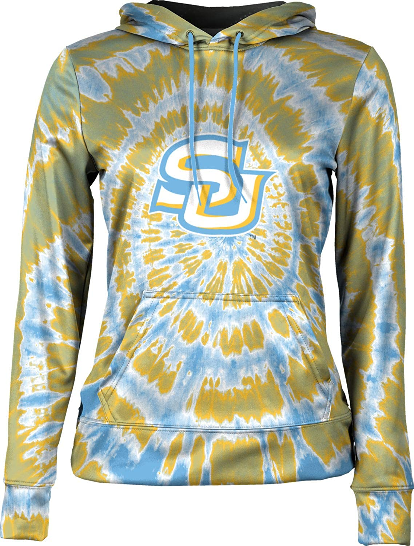 Grunge School Spirit Sweatshirt Georgia Southern University Girls Pullover Hoodie
