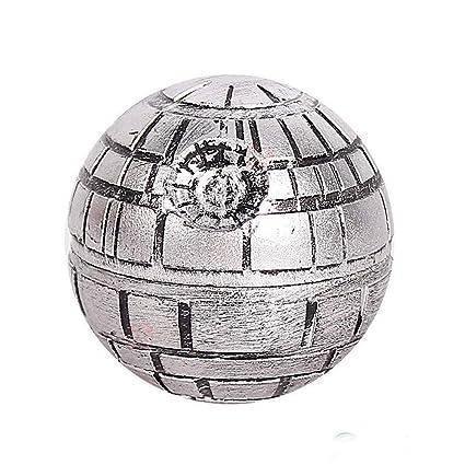 Best Selling Gift Box Star Wars Three-Layer Grinding Machine Zinc Alloy 55mm Resin Ball Grinding Machine