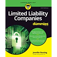 Limited Liability Companies For Dummies, 3rd Edition (For Dummies (Business & Personal Finance))
